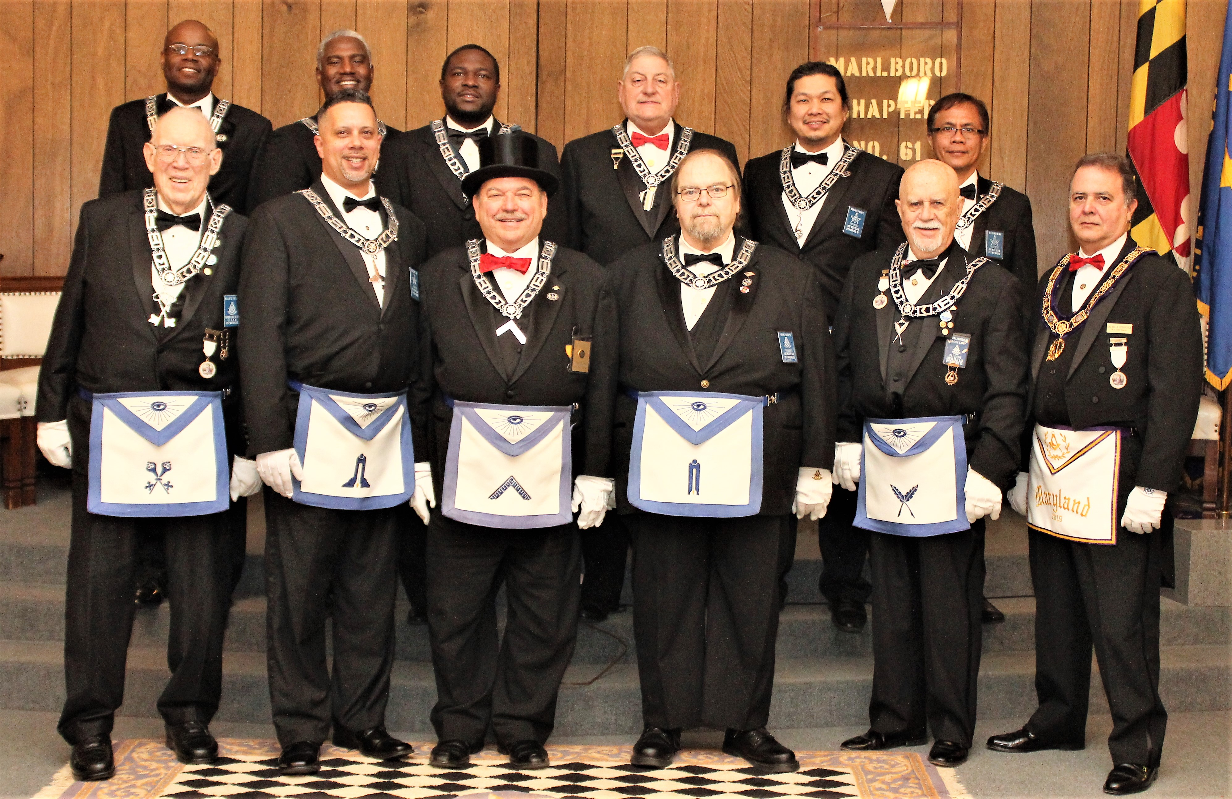 Lodge Officers – Patuxent Lodge 218 Official Site | Ancient