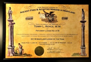 Certificate-Lodge of the year-3