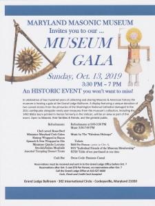 Masonic Gala